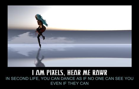 I AM PIXELS